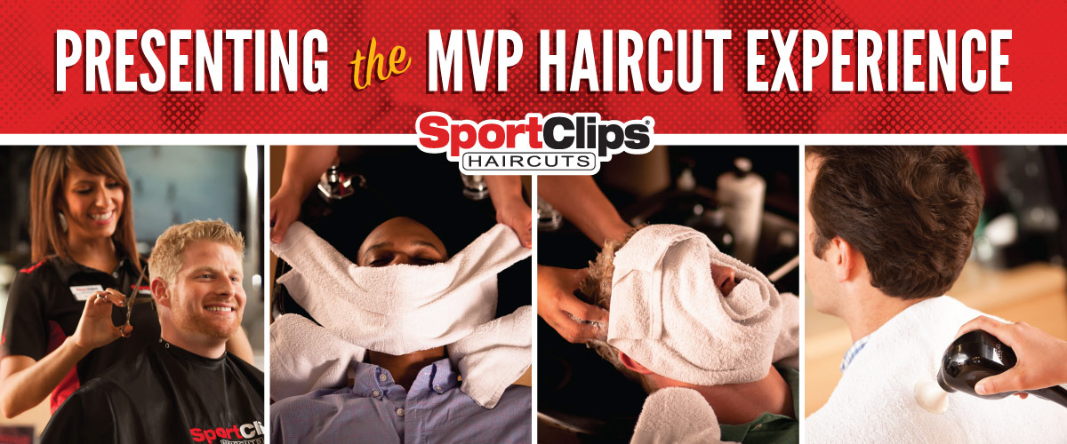 The Sport Clips Haircuts of Sugarland - Telfair MVP Haircut Experience
